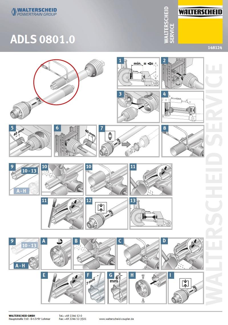Manual ADLS0801.0
