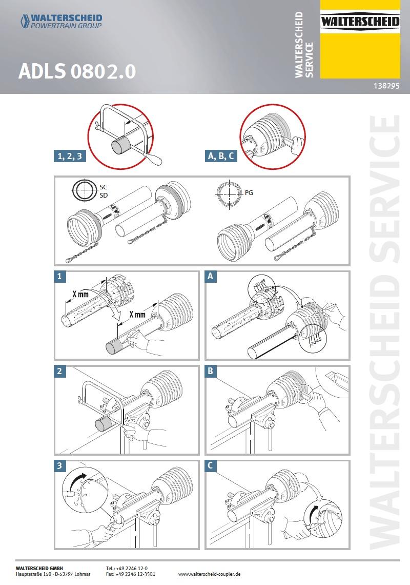Manual ADLS0802.0