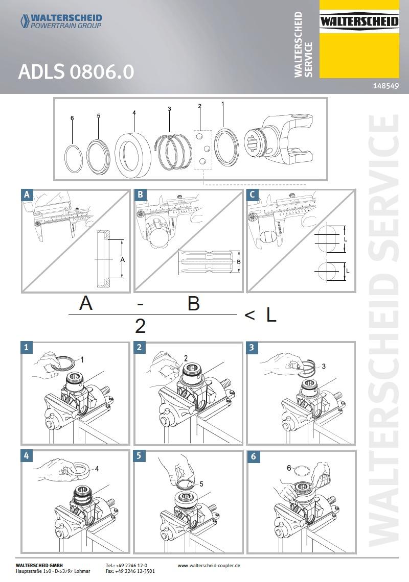 Manual ADLS0806.0