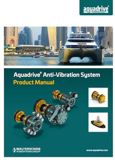 Aquadrive Product Manual