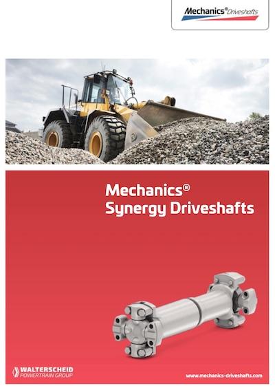 Mechanics® Synergy Drive Shafts