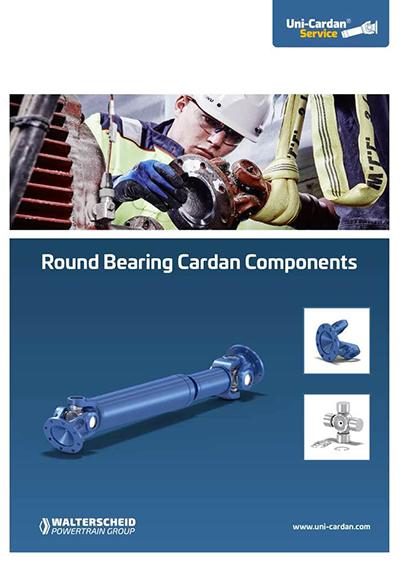 Uni-Cardan Round Bearing Components