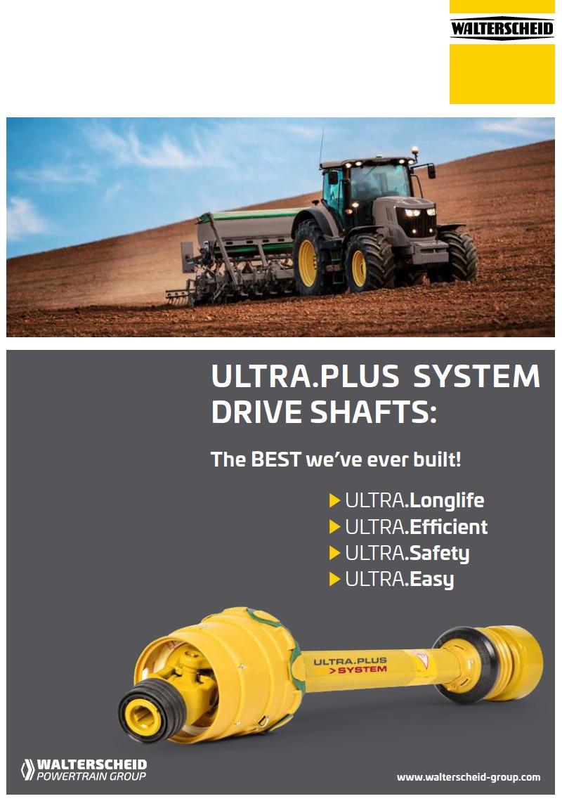 ULTRA.PLUS System Drive Shafts