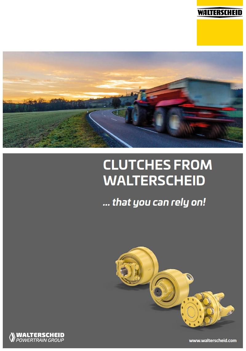 Walterscheid Clutches
