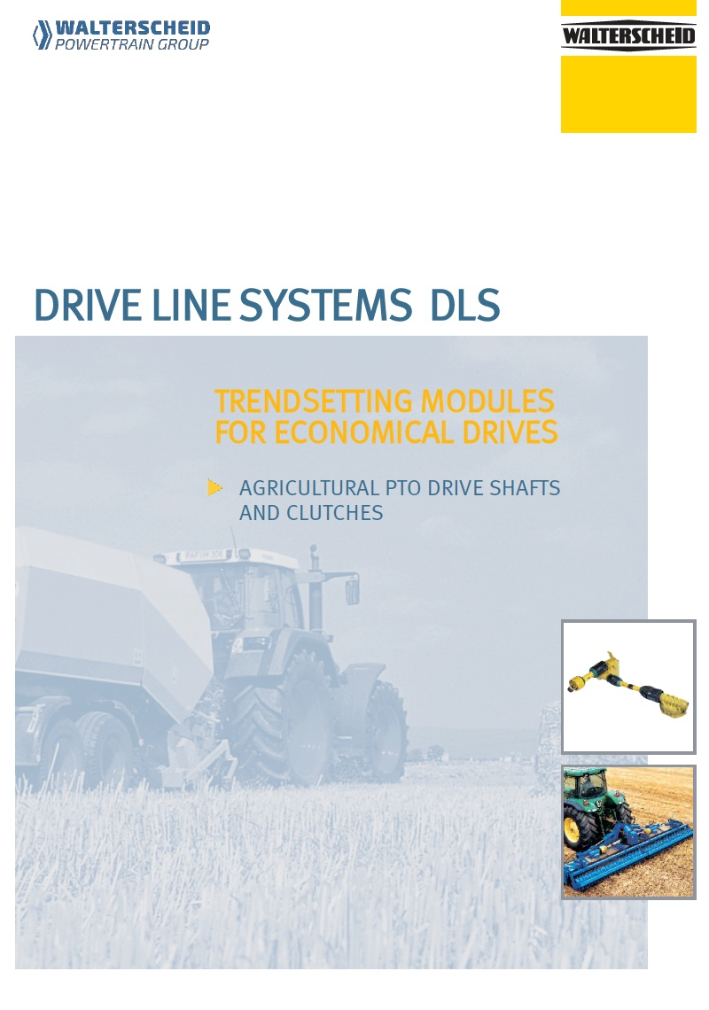 Drive Line Systems