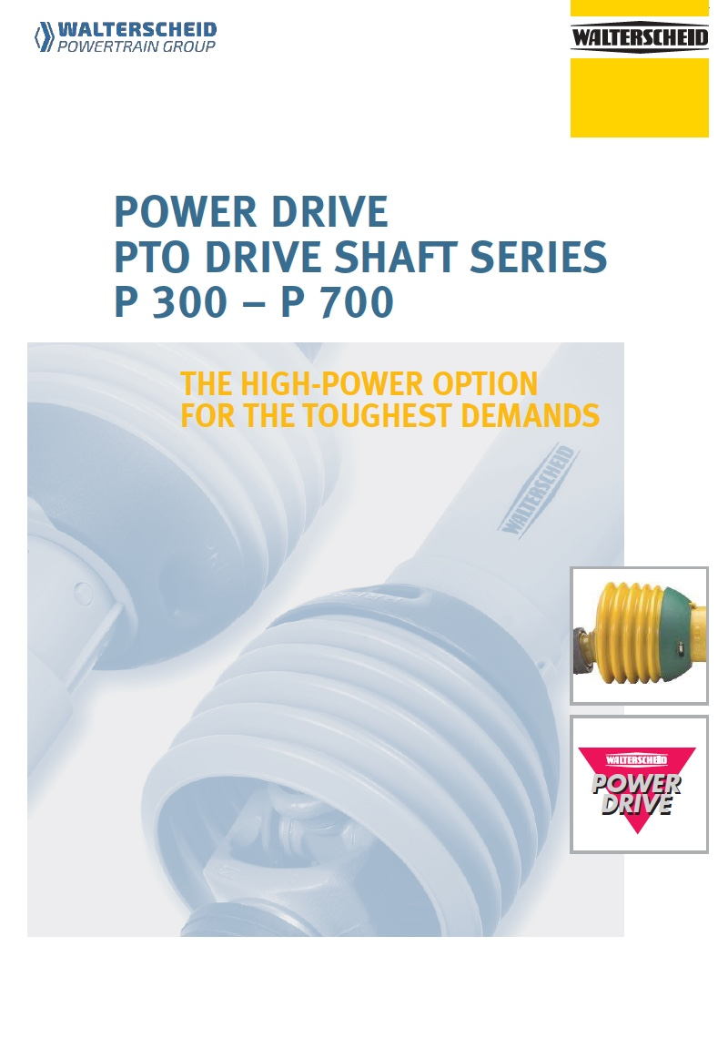 Power Drive P300 - P700