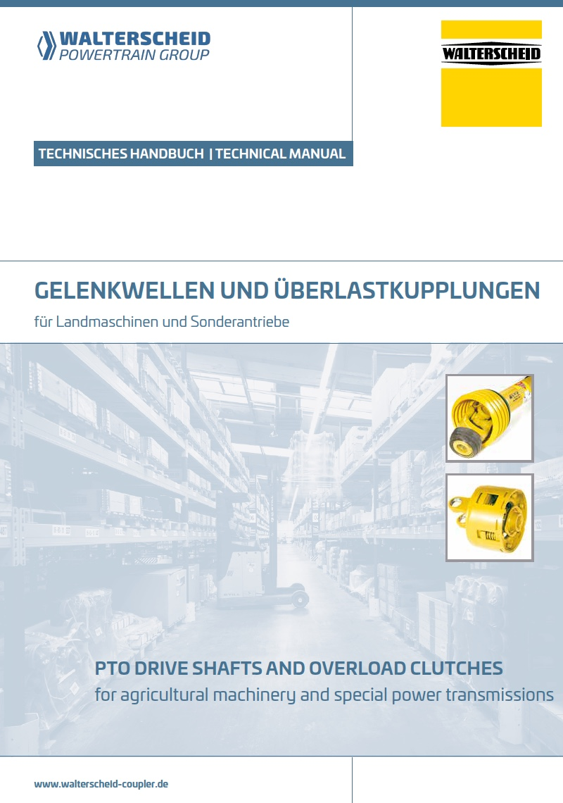 Walterscheid Technical handbook